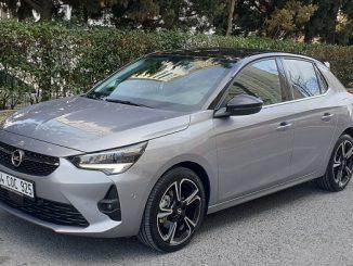 Opel Corsa Testi.