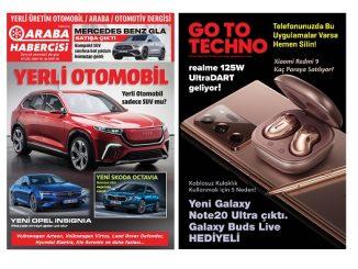 Otomobil Dergileri Araba Habercisi Dergisi.