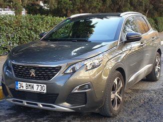 Peugeot 3008 testleri.
