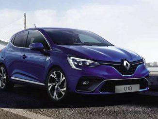 Renault Clio fiyat listesi.