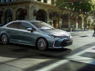 Toyota Corolla Fiyat listesi eylül