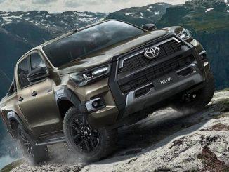 Toyota Hilux fiyat listesi