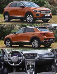 Volkswagen TRoc testleri
