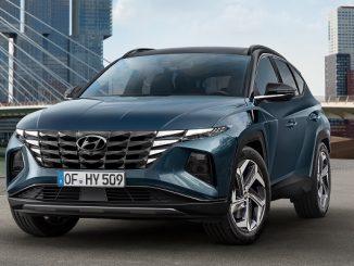 Yeni Hyundai Tucson resimleri.