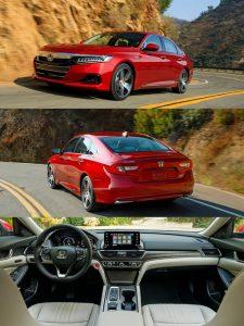 2021 Honda Accord fiyatları