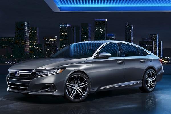 2021 Honda Accord fiyatları.