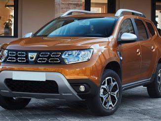 Dacia Duster Testi.