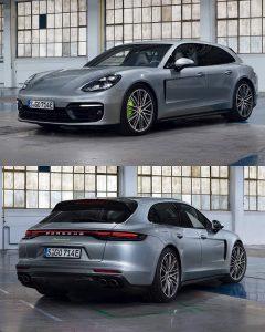 Porsche Panamera Turbo S EHybrid