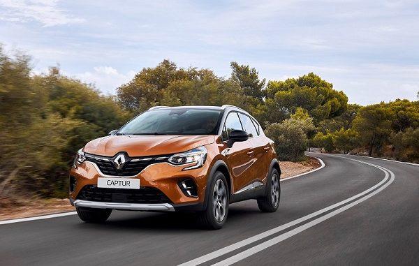 Renault Captur satış tarihi açıklandı.
