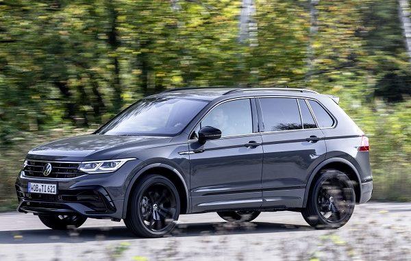 Yeni Volkswagen Tiguan fiyat listesi.
