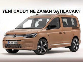 2020 Caddy fiyat listesi