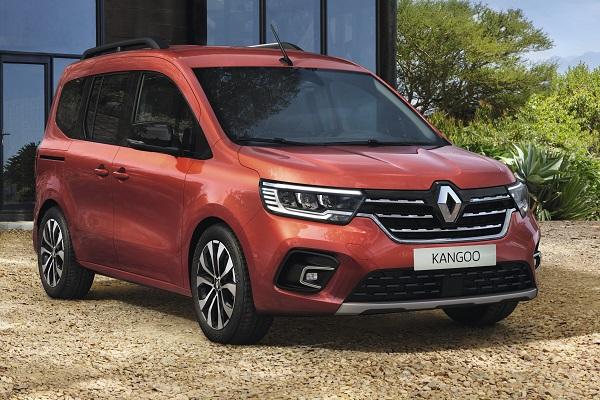 2020 Renault Kangoo.