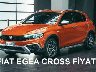 Fiat Egea SUV fiyatı.