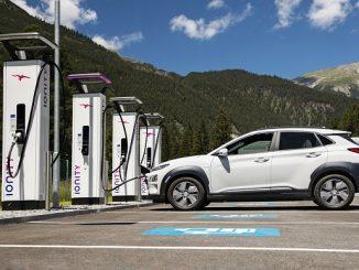 Hyundai Elektrikli OtomobillerIONITY.