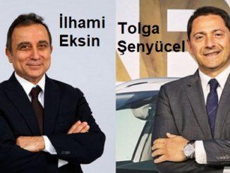 Scania Türkiye üst düzey atama.