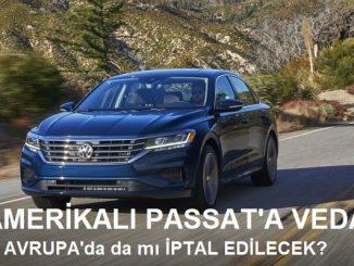 Volkswagen Passat üretimi bitiyor