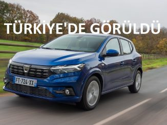 2021 Dacia Sandero fiyatı.