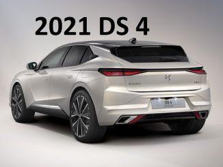 2021 DS 4