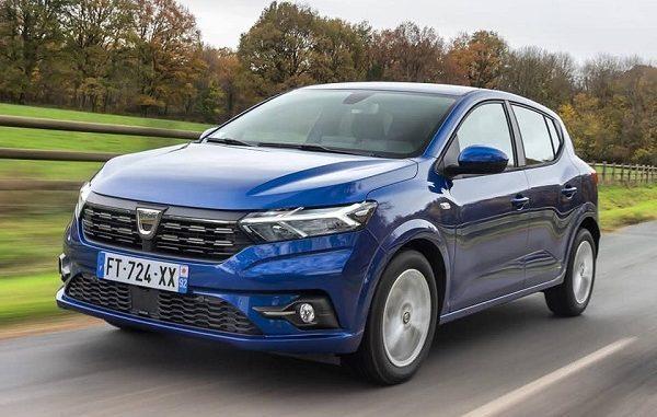 2021 Dacia Sandero fiyat