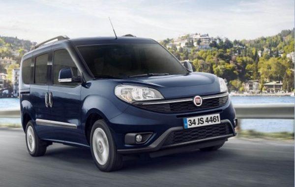 2021 Fiat Doblo üretimi.