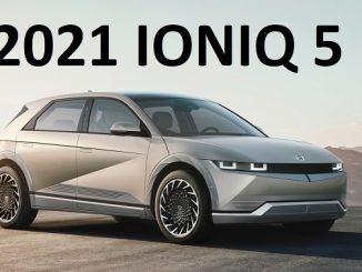 2021IONIQ 5.