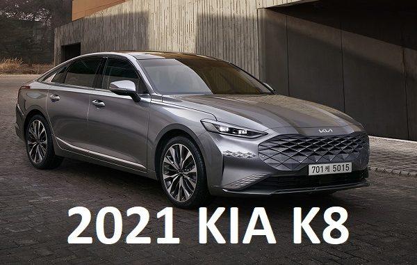2021 Kia K8.