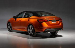 2021 Nissan Sentra.