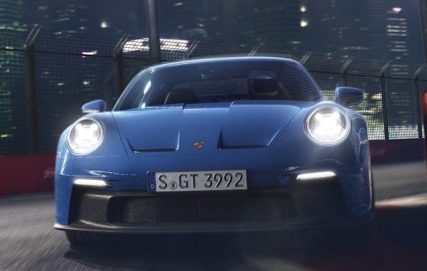 2021 Porsche 911 GT3.