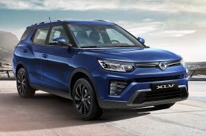 2021 SsangYong XLV