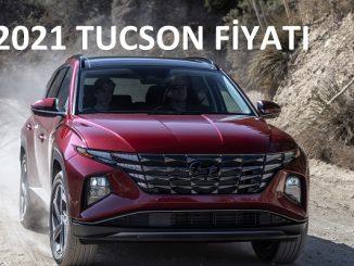2021 Tucson fiyat listesi.