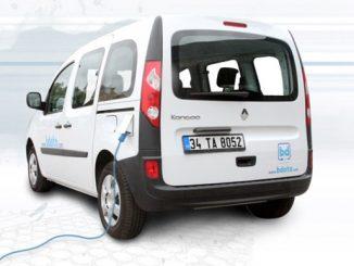 Elektrikli araçlarBD Otomotiv.