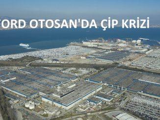 Çip krizi Ford Otosan