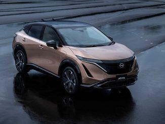 2021 Nissan Ariya fiyatı.