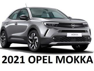 2021 Opel Mokka fiyatları.