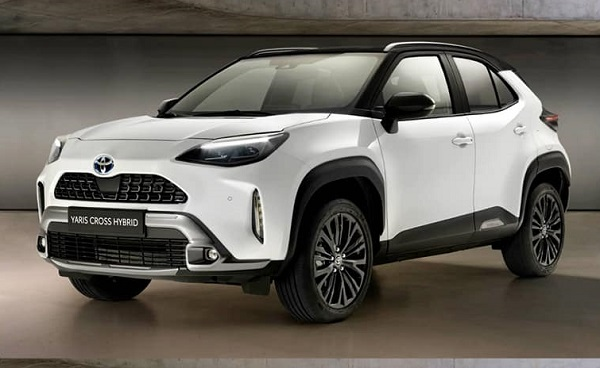 2021 Toyota Yaris Cross SUV