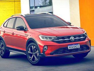 2021 Volkswagen Nivus.