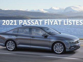 2021 Volkswagen Passat fiyatı