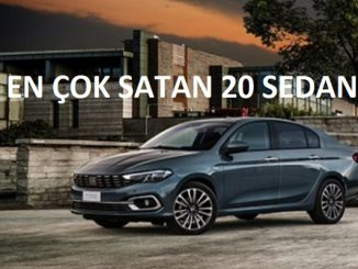 2021 araç satış rakamları sedan.