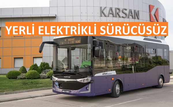 Karsan Atak Electric Otonom
