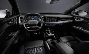 2021Audi Q4 Sportback fiyatı.