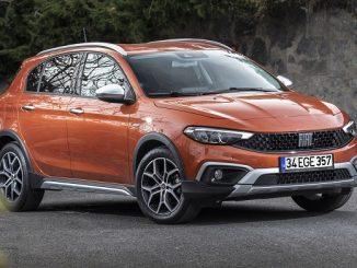 2021 Fiat Egea Cross fiyat listesi.