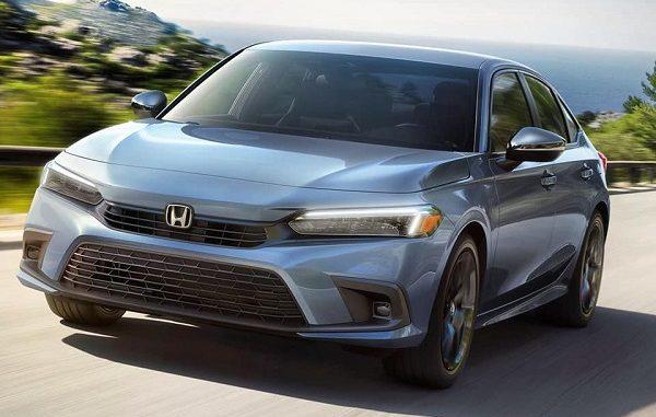 2021 Honda Civic Sedan.