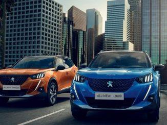2021 Peugeot 2008 fiyat listesi