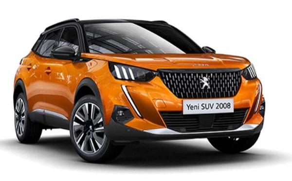 2021 Peugeot 2008 kampanyası.