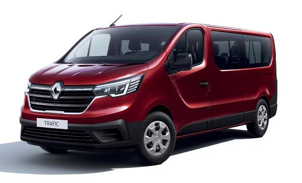 2021 Renault Trafic Passenger fiyatı.
