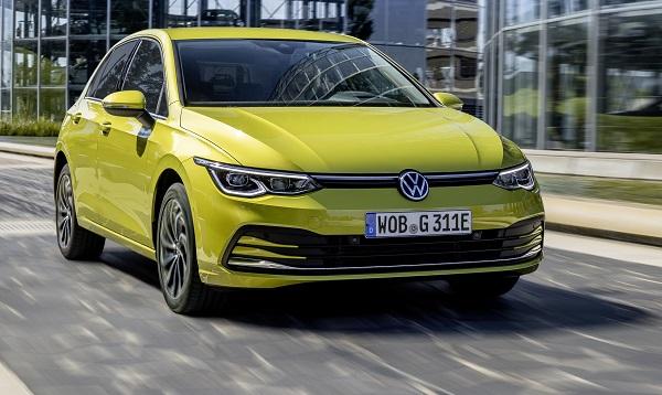 2021 Volkswagen GolfeHybrid.