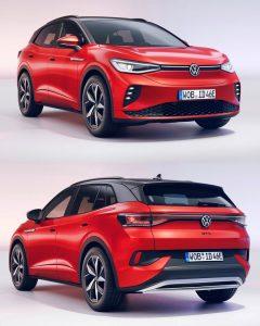 2021 Volkswagen ID4 GTX