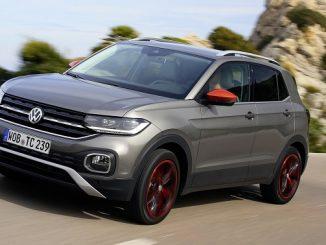 2021 Volkswagen T Cross fiyatları.