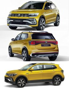 2021 Volkswagen Taigun fiyatı