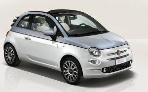 Fiat 500 Hibrit fiyat listesi.